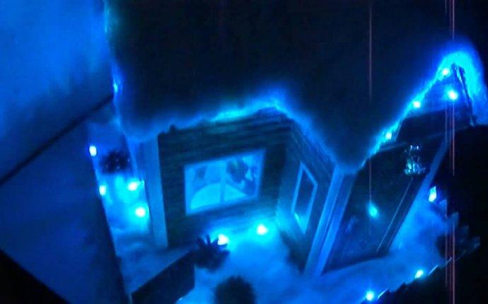 Новогодний домик своими руками!. - YouTube