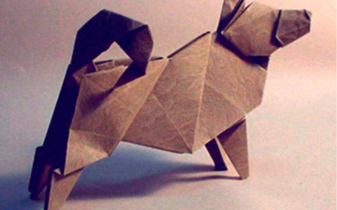 Оригами из бумаги - каталог видео и фото схем поделок из бумаги