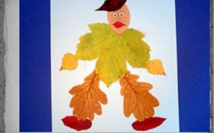 Осенняя аппликация для детей — коллекция пользователя lesenock95 в