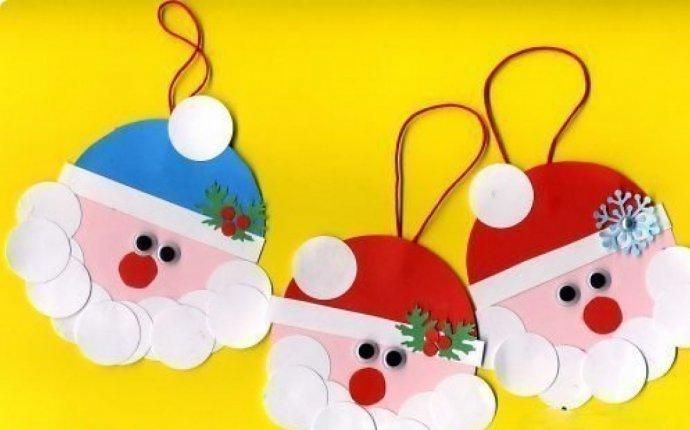 простые новогодние поделки своими руками из бумаги - В помощь