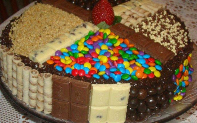 Вкусный торт для ребенка сделать самой — Justinox.ru